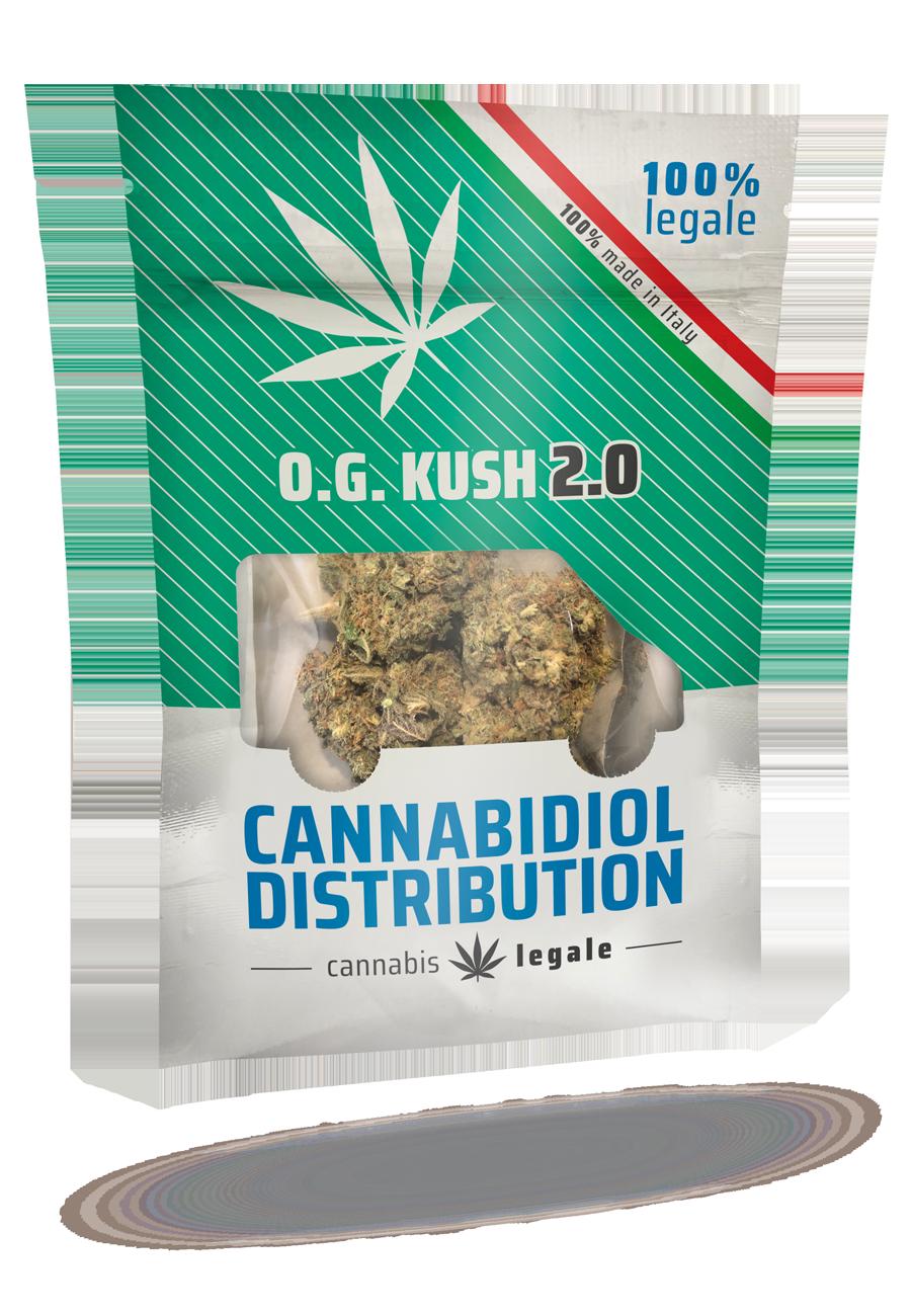 prodotti cannabis o.g. kush