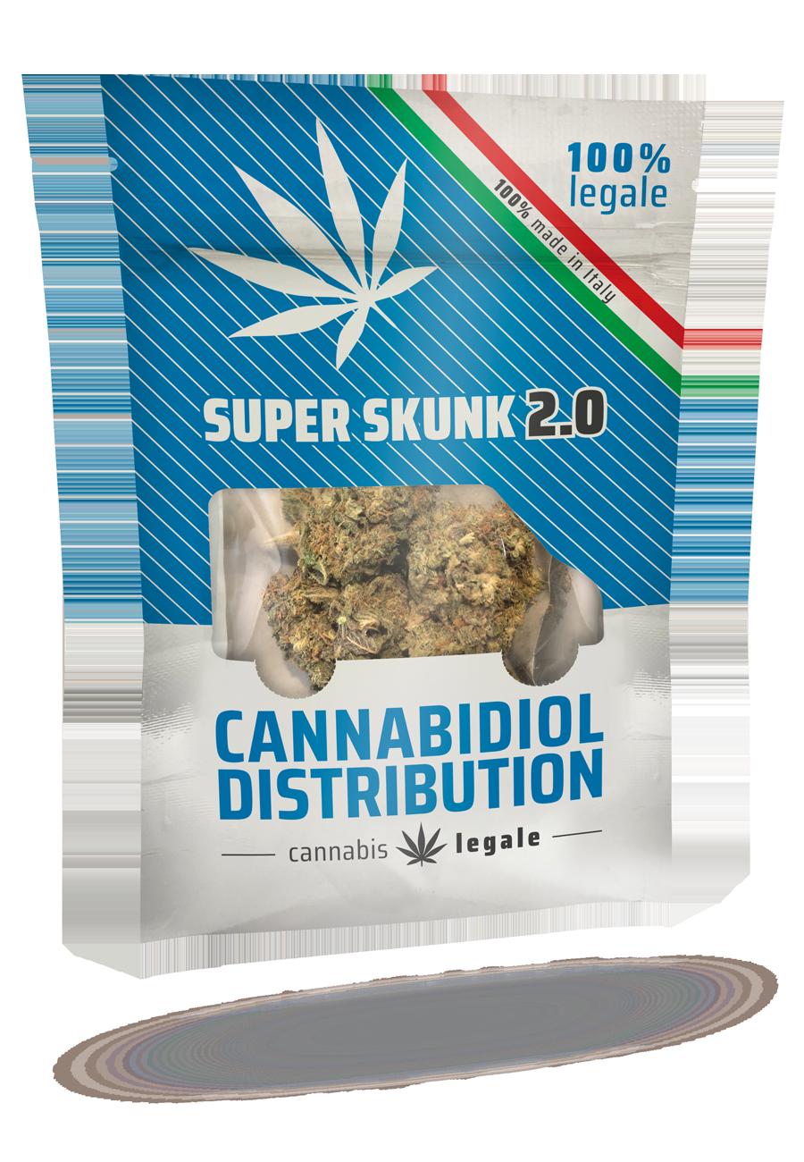 prodotti cannabis super skunk