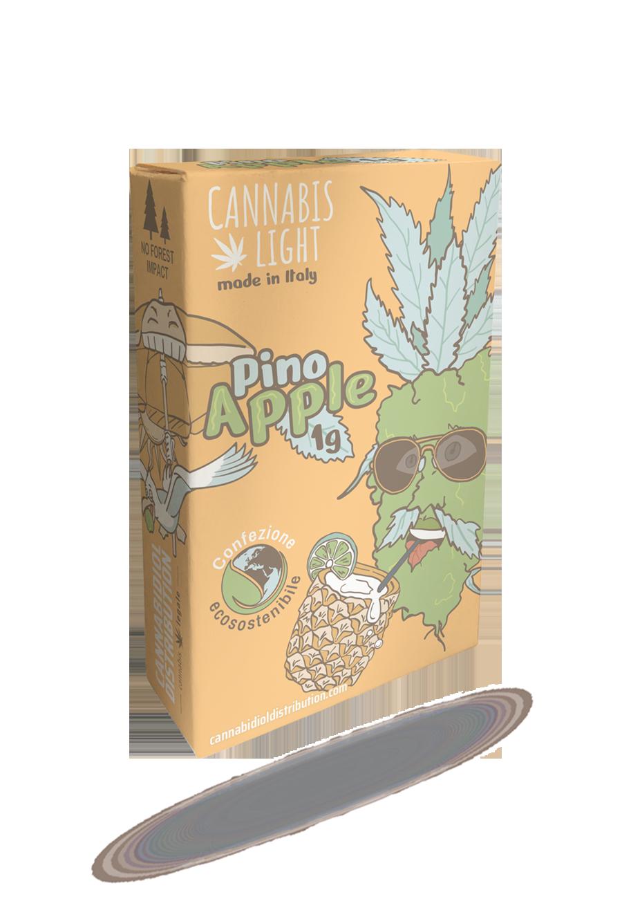 prodotti cannabis pinoapple