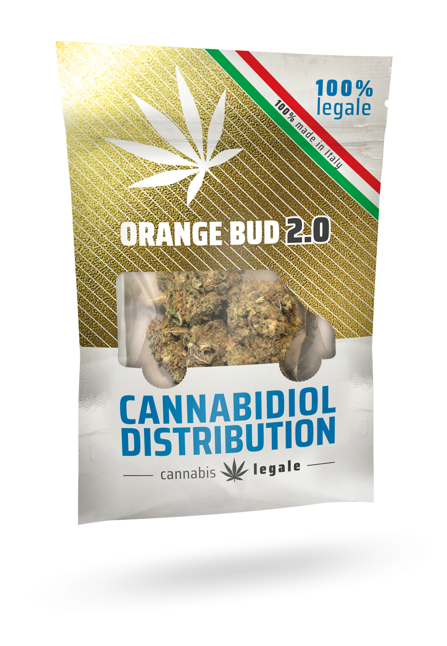 prodotti cannabis orange bud